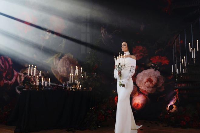 Алена Водонаева (свадьба)