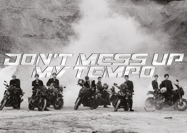 DON'T MESS UP MY TEMPO EXO