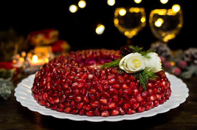 Рецепты на Новый год 2018, что приготовить на новогодний стол