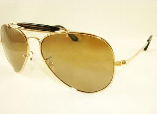 Ray-Ban випускає золоті сонячні окулярі