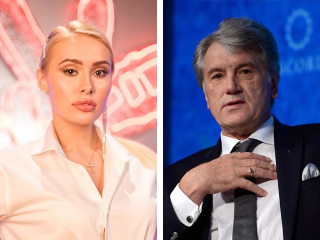 Доменіка та Віктор Ющенко