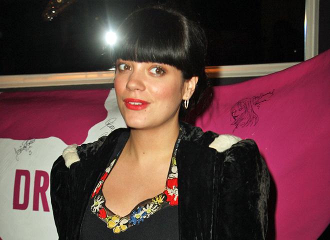 Лили Ален