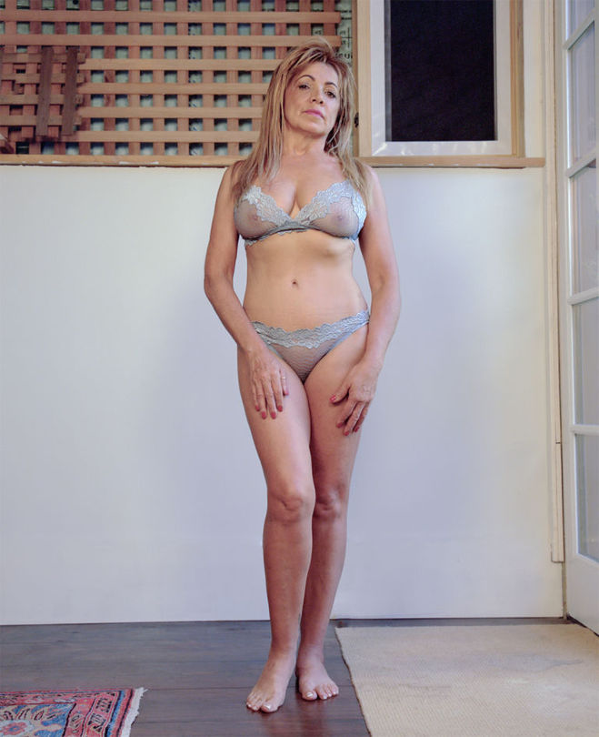 Фото женщин в нижнем белье в домашних условиях 83