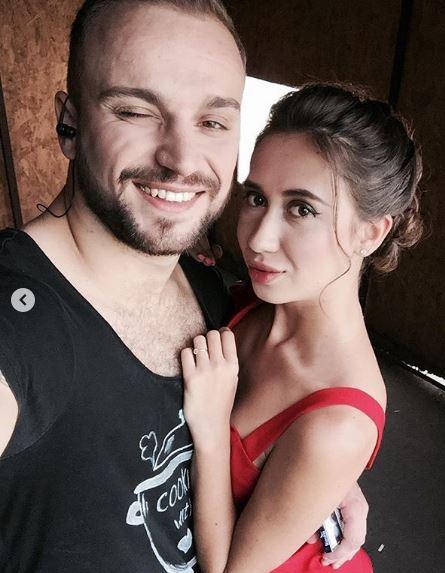 Элина Павленко и Владислав Мицкевич