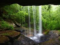 Волшебный водопадик