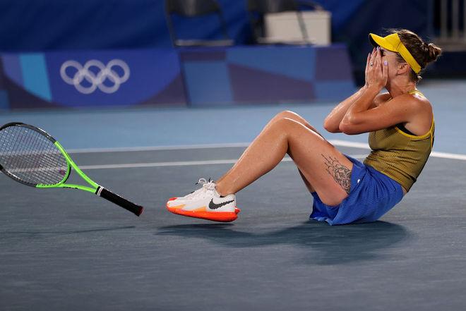 Еліна Світоліна, Олімпіада 2020