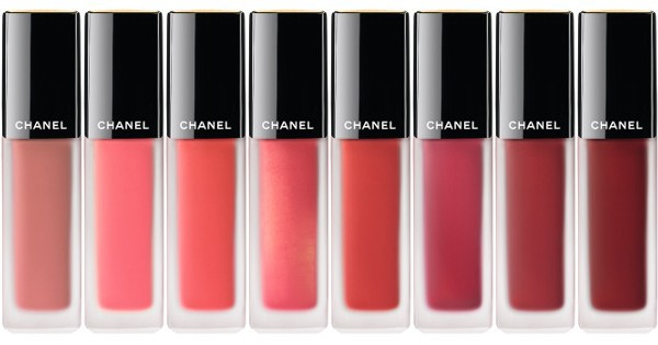 Помада на осінь 2016: Chanel Rouge Allure Ink