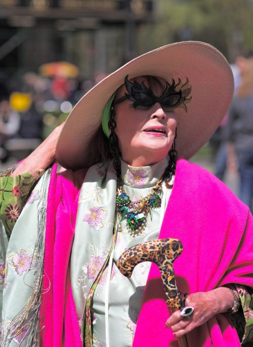 """""""Продвинутий"""" стиль нью-йоркських бабусь очима Арі Сет Коена"""