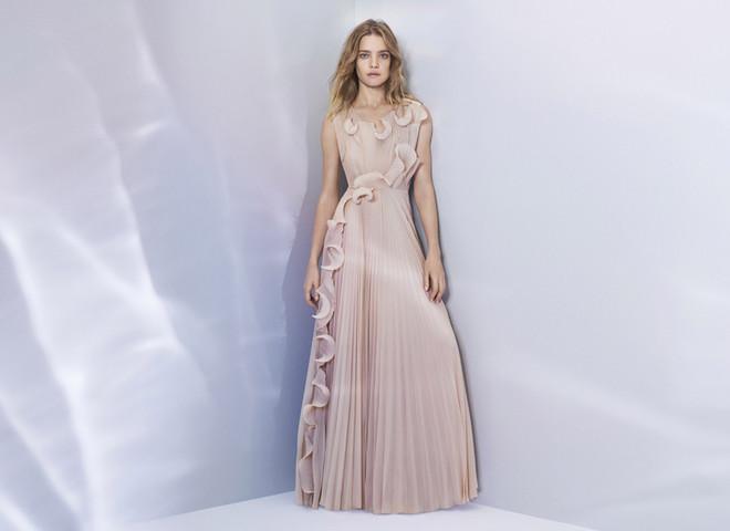 Наталья Водянова стала лицом H&M