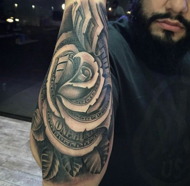Подборка больших татуировок