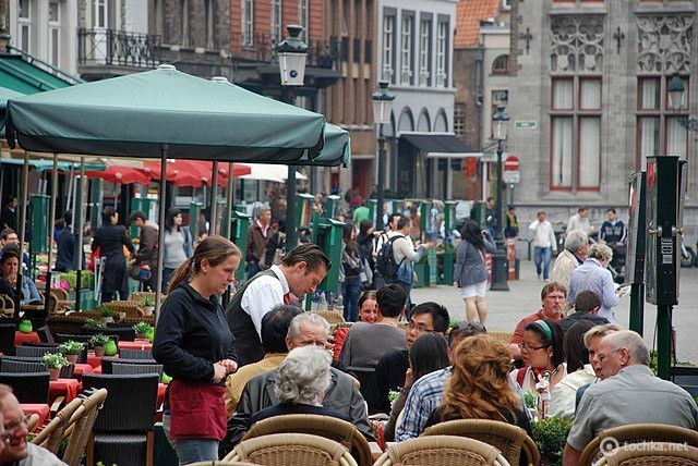 Гид по городу Брюгге
