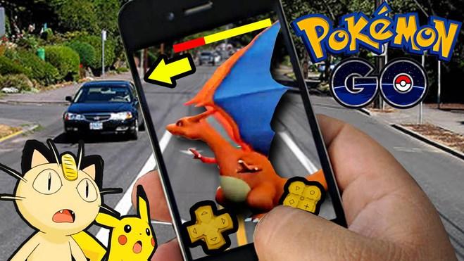 Неслыханный успех: что собой представляет игра Pokemon Go