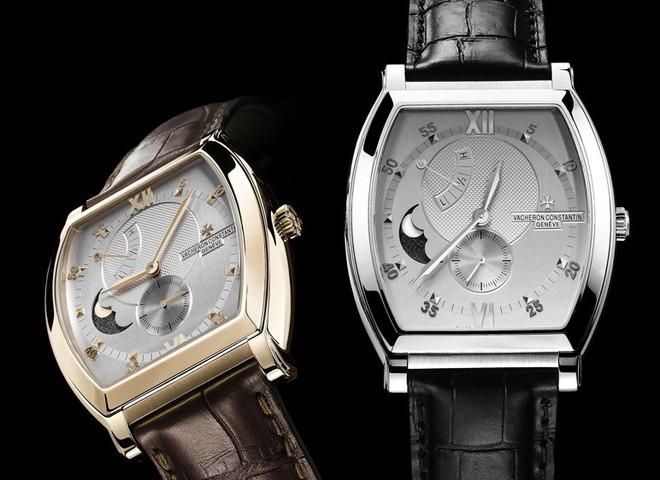 Vacheron Constantin выпускает «лунные» часы