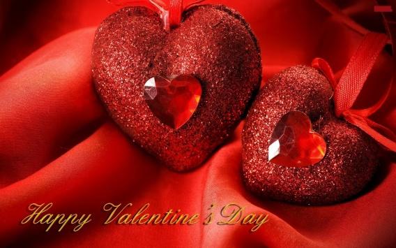 Страстные открытки с Днём Святого Валентина