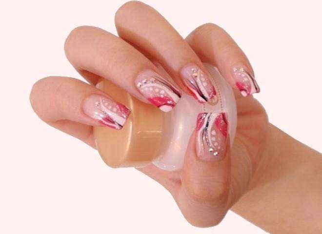 Арт-манікюр: шедеври на нігтях