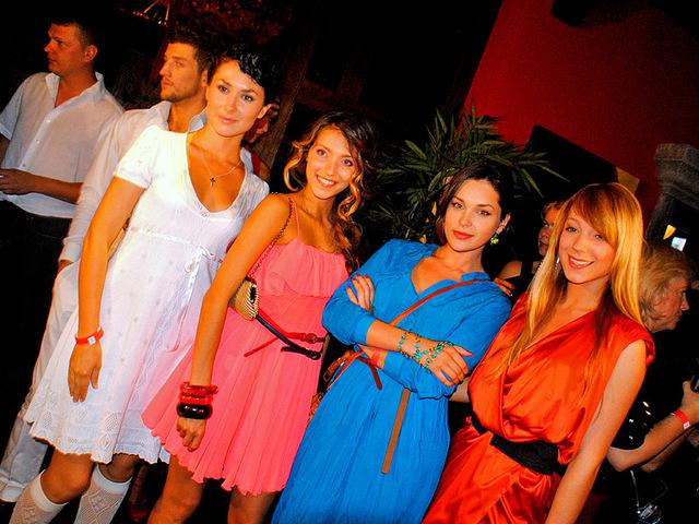 Вечеринка журнала «Maxim»