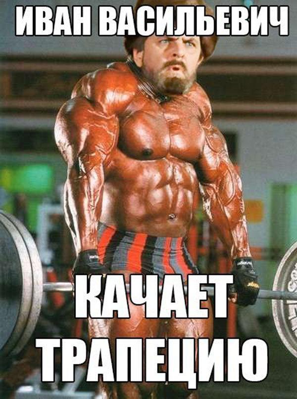 Иван Васильевич меняет профессию. Мемы