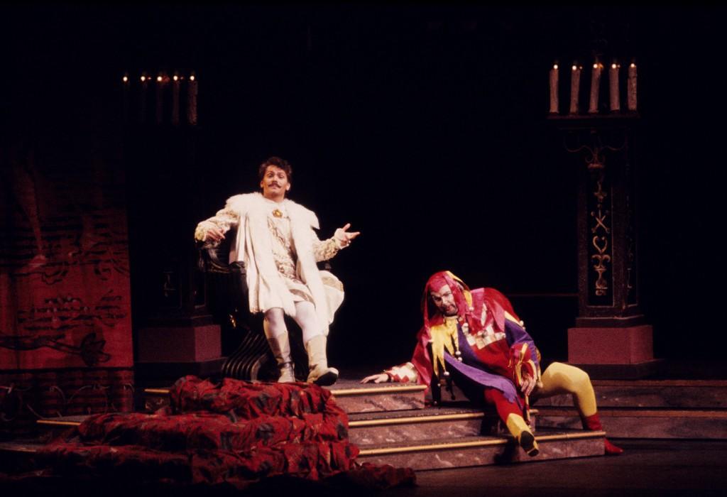 opera critique rigoletto With michigan opera theatre  for his debut with san francisco opera, conducting rigoletto, one critic observed.