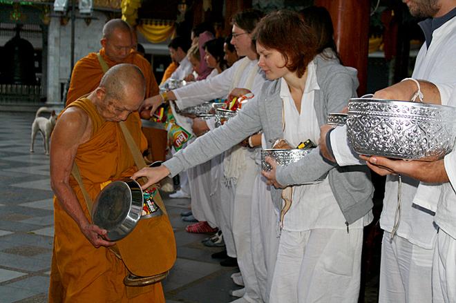Духовний туризм - Таїланд