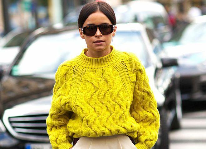 Теплые свитеры на зиму:  что купить у украинских дизайнеров