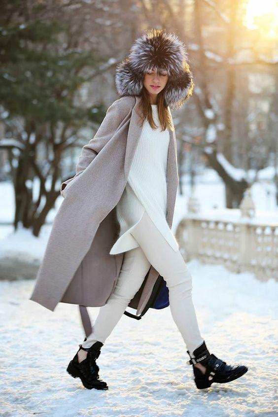 Модні шапки зима 2019