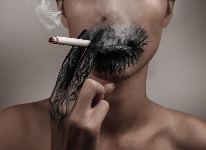 Чем вредно женское курение: выбери здоровье