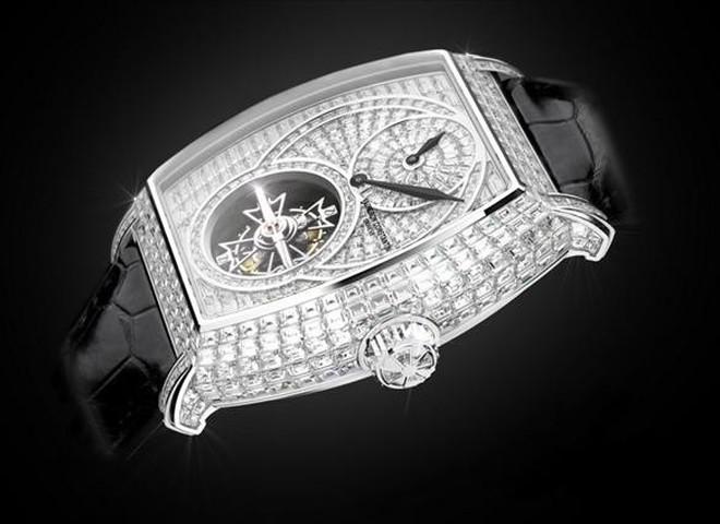 Новые часы Vacheron Constantin украшают 565 бриллиантов