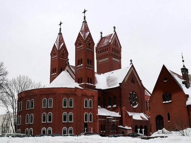 Зимовий Мінськ