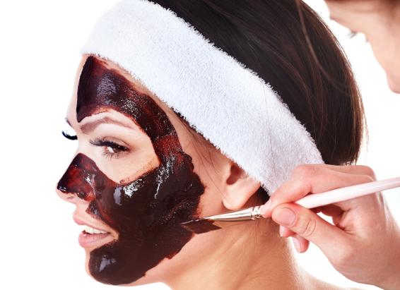 Шоколадно-медовая маска для лица