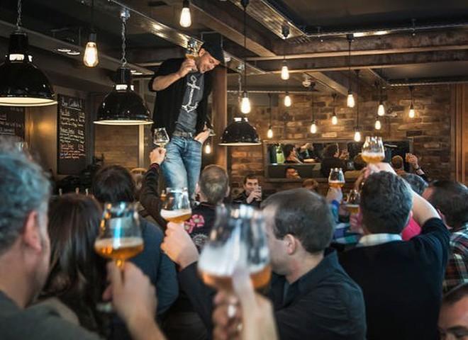 В Шотландии откроют необычный отель: вместо воды из кранов - пиво
