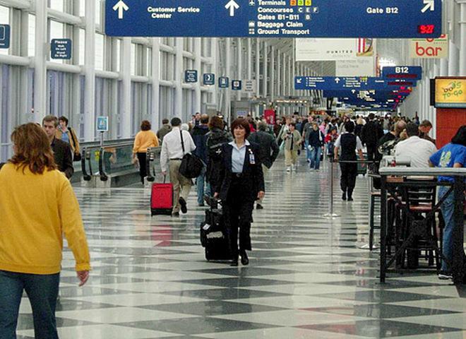 ТОП-5 найбільших аеропортів світу