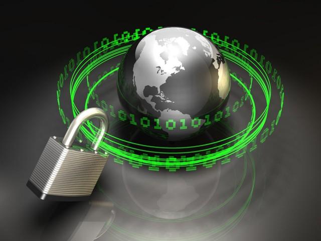Открытка в День защиты информации