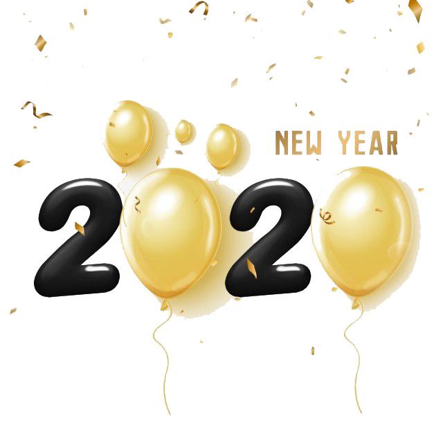 С Новым годом крысы 2020