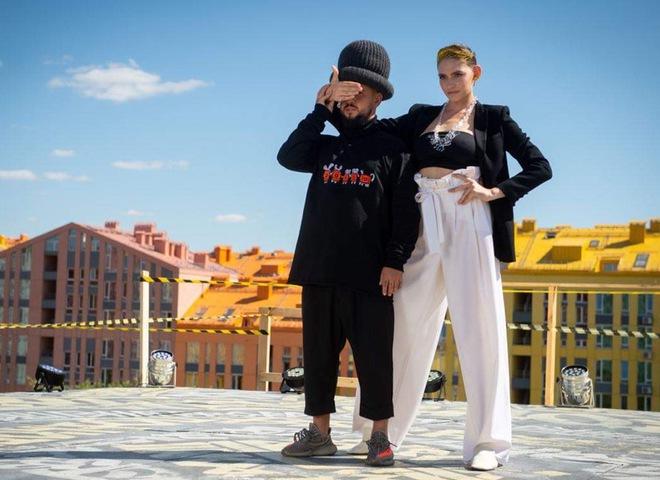 MONATIK и Арина Любителева