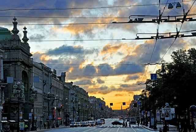 Білі ночі в Санкт-Петербурзі 2012