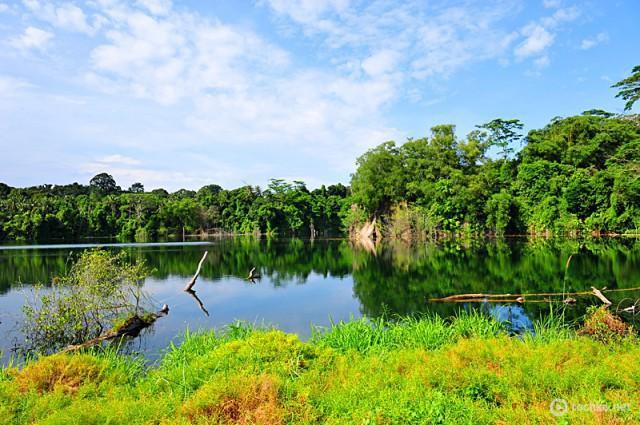 Секретные острова: Пулау Убин, Сингапур
