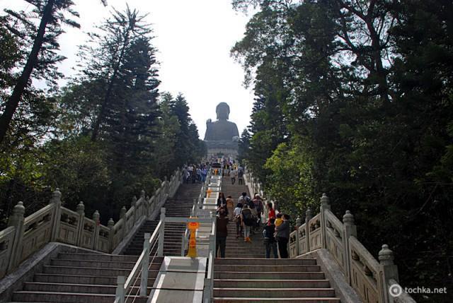 Достопримечательности Гонконга: храм Будды