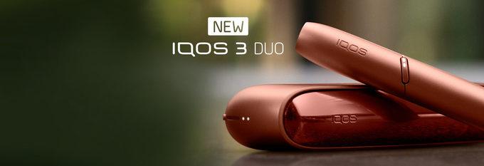 В Японии показали новый IQOS 3 DUO. Когда новинка появится у нас?