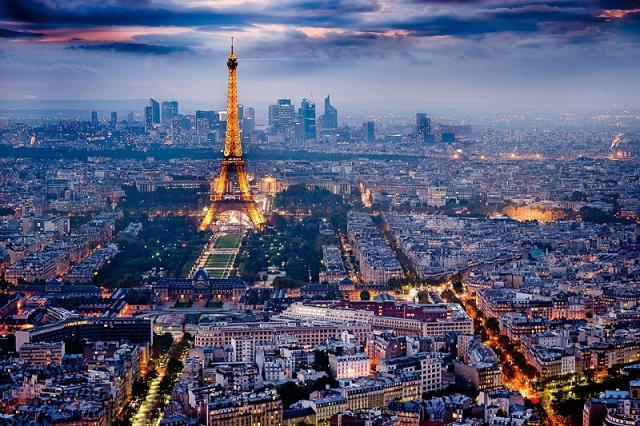 Кіноманія, Париж