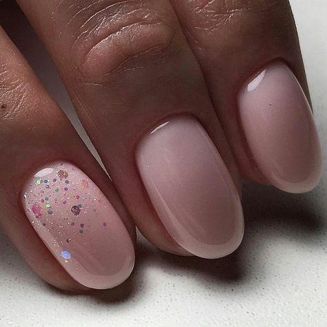 Рожевий манікюр