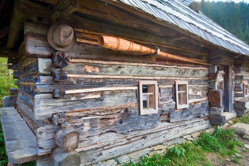 Самый старый деревянный дом