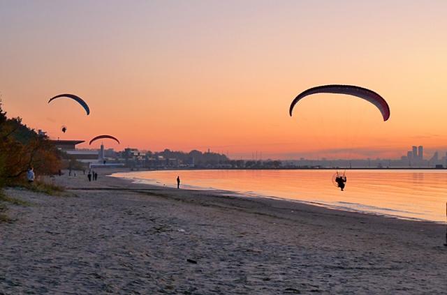Найкращі пляжі Балтійського моря: пляж Піриту, Естонія