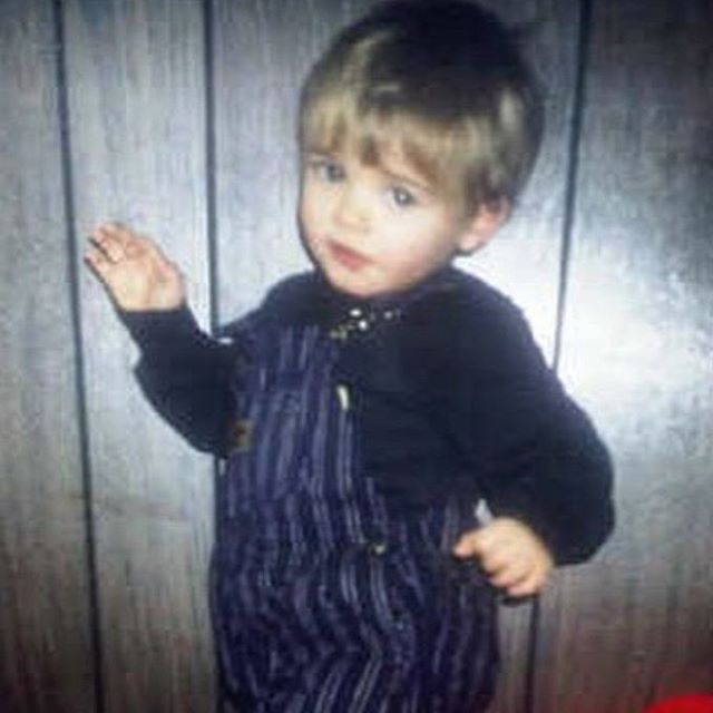 Джастін Бібер в дитинстві