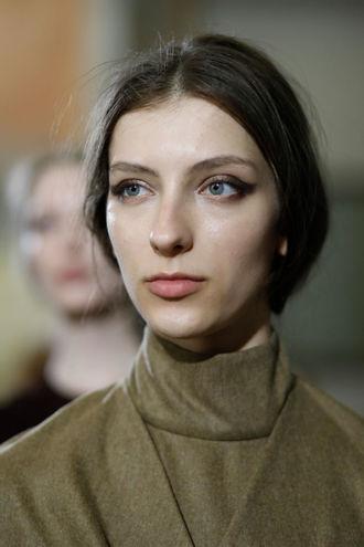 макияж на выпускной: стрелки