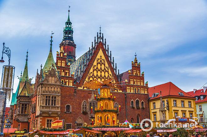 Як отримати візу в Польщу