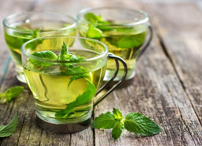 Натуральный чай для похудения