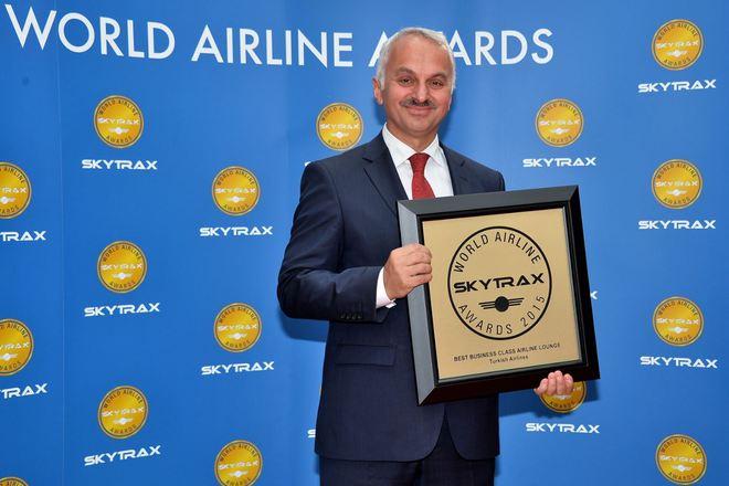 Turkish Airlines признали лучшей авиакомпанией Европы пятый год подряд