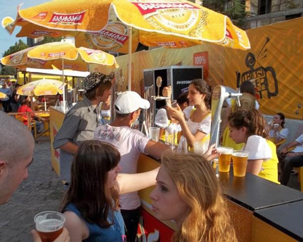 Фестивали Грузии: Фестиваль пива в Батуми