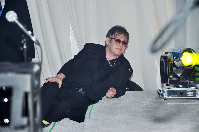 20th Annual Elton John AIDS Foundation