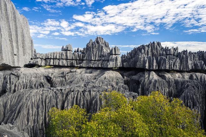 Топ-5 нереальних геологічних утворень Землі